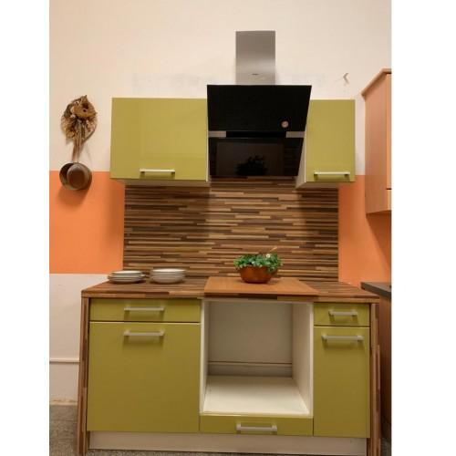 Moderní Kuchyňská Linka + Digestoř + Pracovní deska