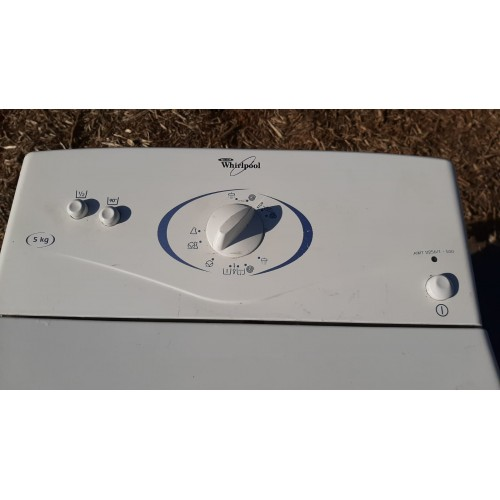 Pračka Whirlpool Horem plněná na 5kg prádla AWT 2256