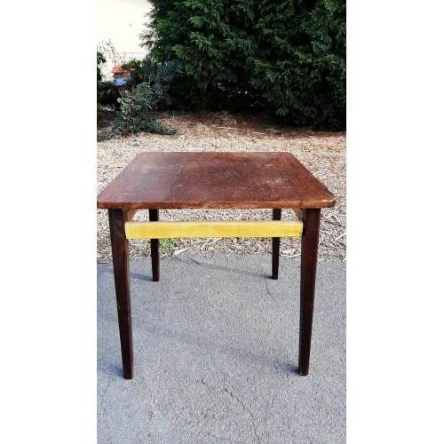 Konferenční Stůl Stolek RETRO 70.-80. léta Vintage