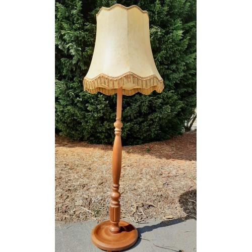 Rustikální Lampa Podlahová Stojací RETRO