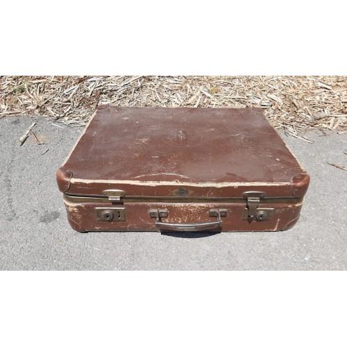 Cestovní Kufr Kufřík Vintage Socialismus RETRO