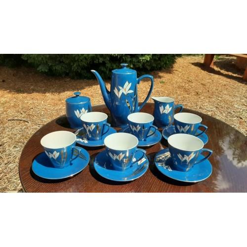 Porcelánový Servis Kávový Čajový