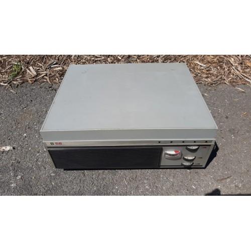 Starý Magnetofon TESLA B58 Socialismus 70.-80. léta RETRO