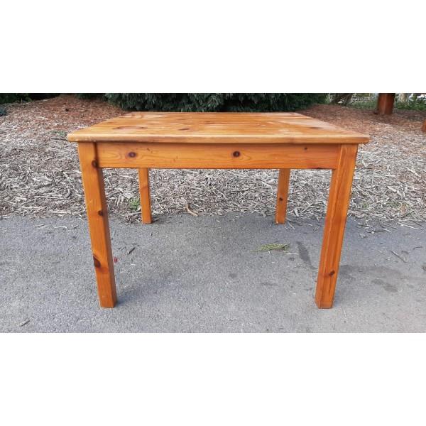 Konferenční Stůl Stolek Masiv