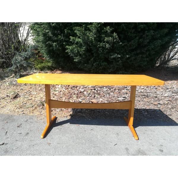 Konferenční stůl stolek BRUSEL 70.-80. léta Rozměry: š120xh50xv52
