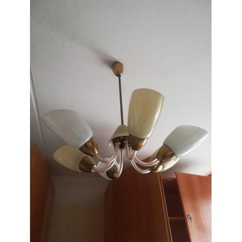 Lustr Světlo Lampa Osvětlení BRUSEL