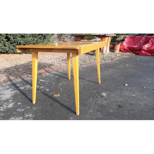 Rozkládací Jídelní Kuchyňský Stůl TATRA 70.-80. léta RETRO