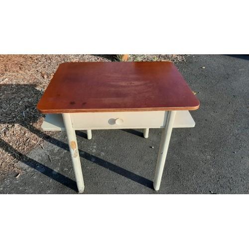 Jídelní Kuchyňský Stůl 60. - 70. léta RETRO