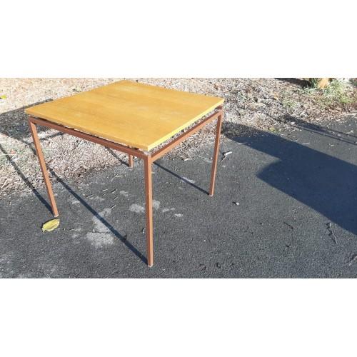 Jídelní Kuchyňský Industriální Stůl 70.-80. léta RETRO