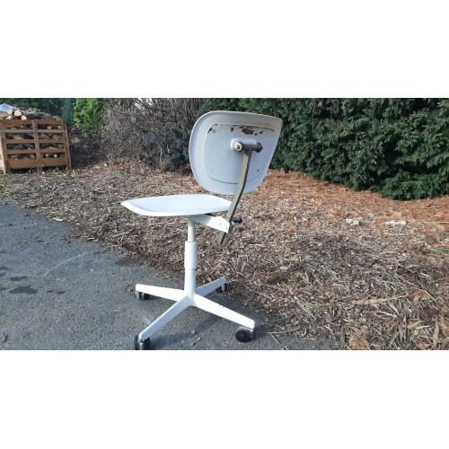 Kancelářská Židle Pojízdná Otočná Nastavitelná