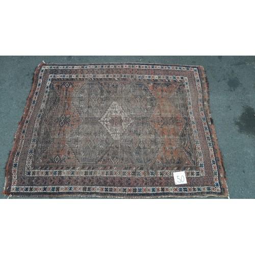 Starožitný Orientální Perský Koberec č. 50 VINTAGE